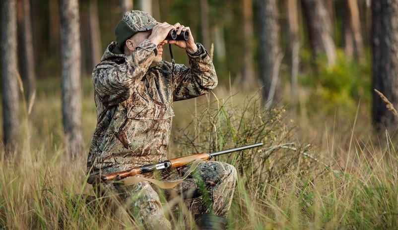 Test av kikare för jakt